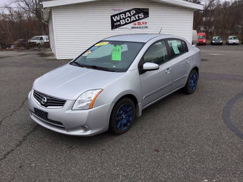 2012 Nissan Sentra for sale in New Milford, CT