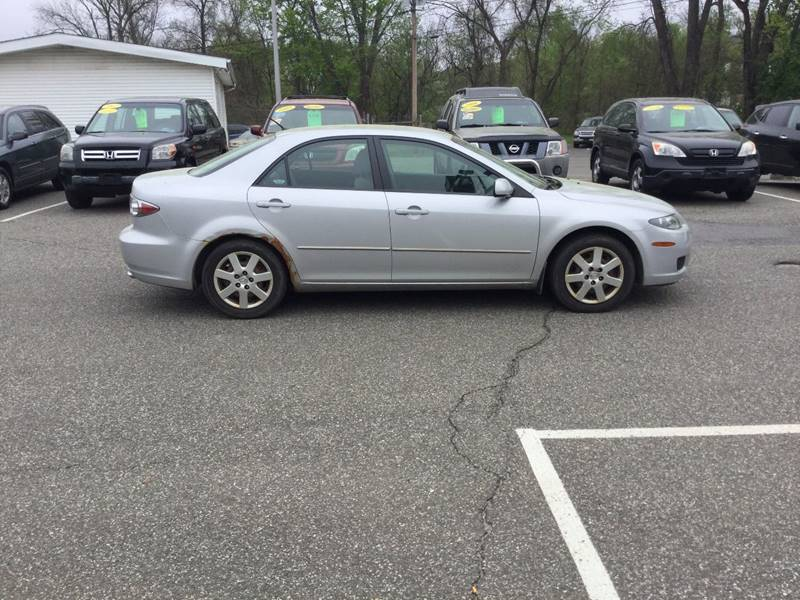 2006 Mazda MAZDA6 i 4dr Sedan - New Milford CT