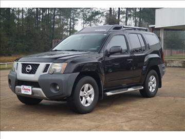 2010 Nissan Xterra for sale in Lumberton, TX