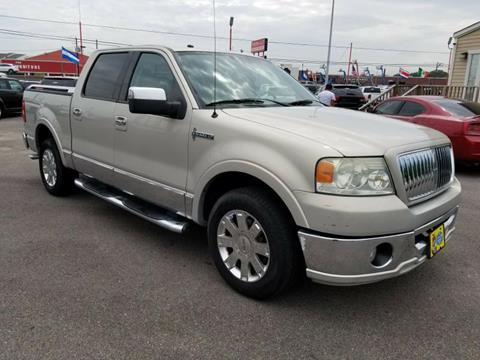 2006 Lincoln Mark LT for sale in Houston, TX