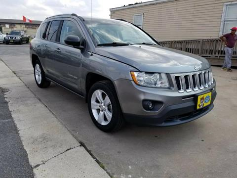 2013 Jeep Compass for sale in Houston, TX
