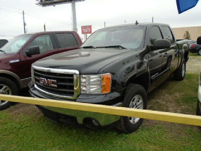 2007 GMC SIERRA 1500 1500 black air conditioning power windows power locks power steering til