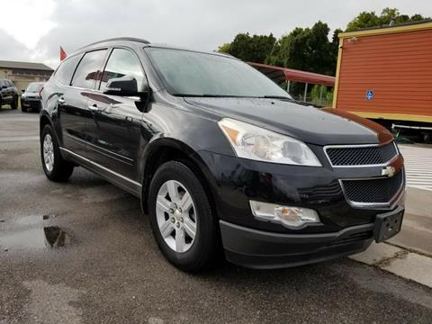 2011 chevrolet traverse for sale in houston tx. Black Bedroom Furniture Sets. Home Design Ideas