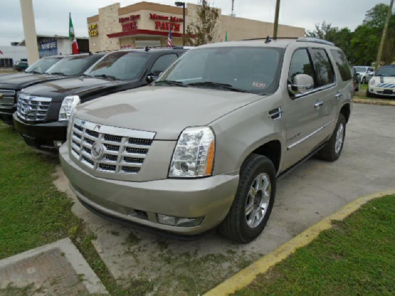 2008 CADILLAC ESCALADE BASE AWD 4DR SUV gray air conditioning power windows power locks power s