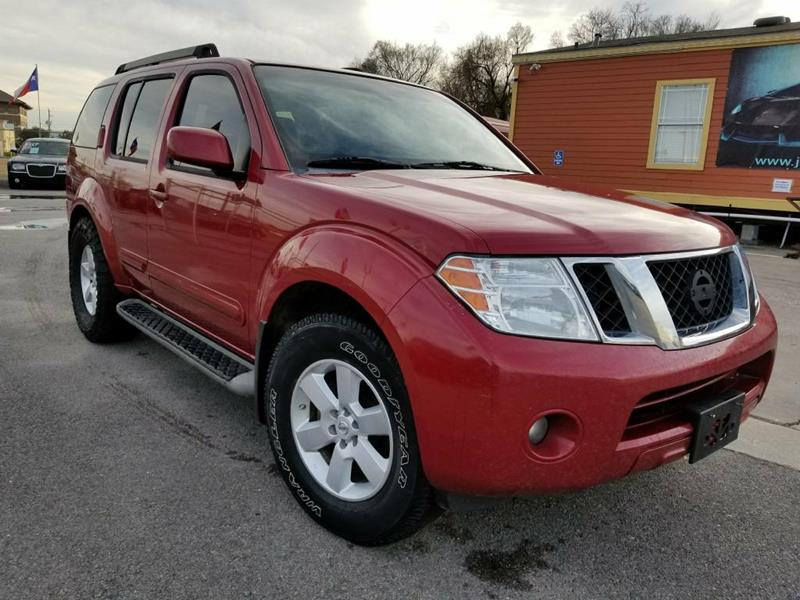 Suv Auto Sales Houston Tx: 2012 Nissan Pathfinder 4x2 S 4dr SUV In Houston TX
