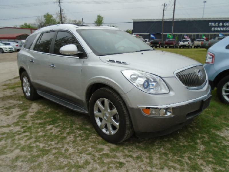 2009 BUICK ENCLAVE CXL 4DR SUV silver air conditioning power windows power locks power steerin
