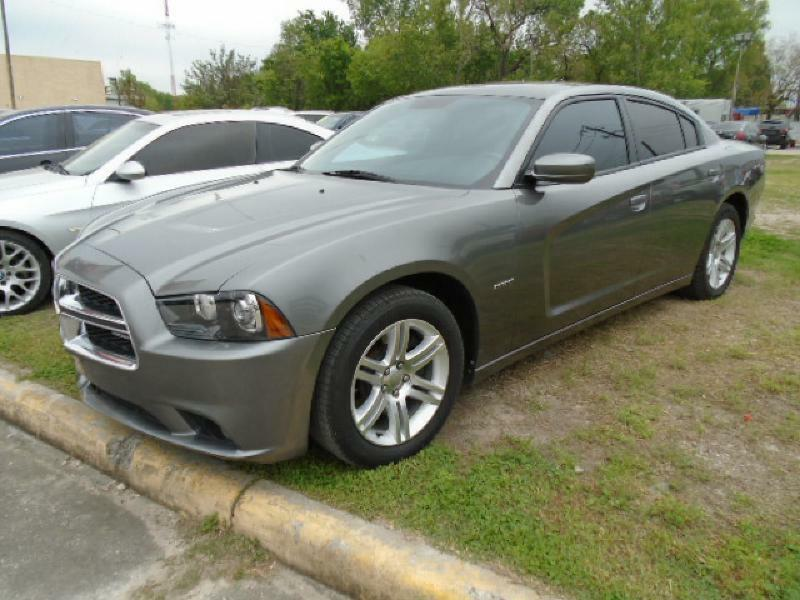 2011 DODGE CHARGER RT 4DR SEDAN gray air conditioning power windows power locks power steerin