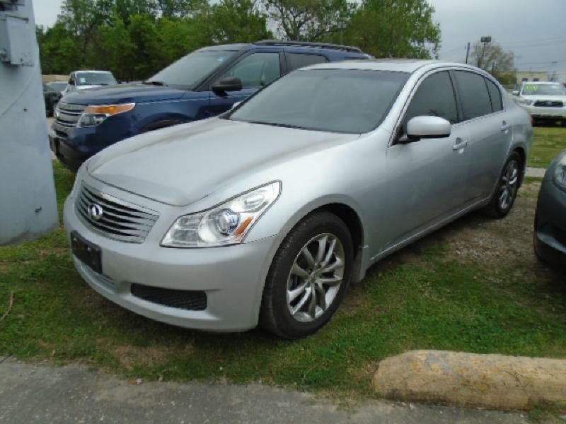 2007 INFINITI G35 silver air conditioning power windows power locks power steering tilt wheel
