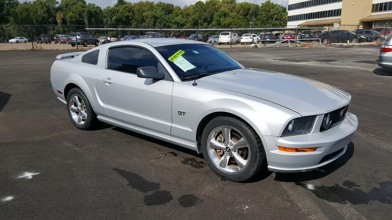 2006 FORD MUSTANG GT silver air conditioning power windows power locks power steering tilt wh