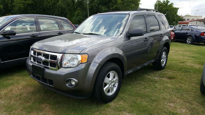2010 FORD ESCAPE XLT 4DR SUV gray air conditioning power windows power locks power steering t