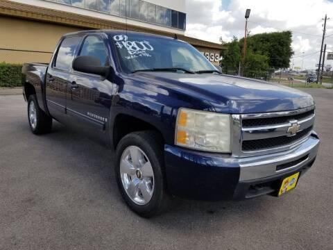 2009 Chevrolet Silverado 1500 for sale at JAVY AUTO SALES in Houston TX