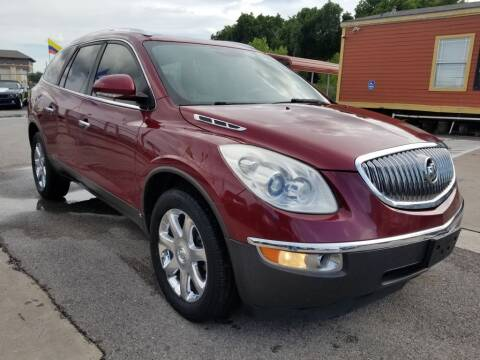 2008 Buick Enclave for sale at JAVY AUTO SALES in Houston TX