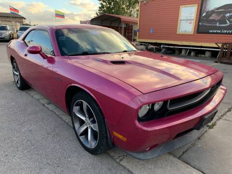 2010 Dodge Challenger for sale at JAVY AUTO SALES in Houston TX