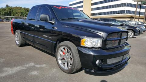 2005 Dodge Ram Pickup 1500 SRT-10 for sale in Houston, TX