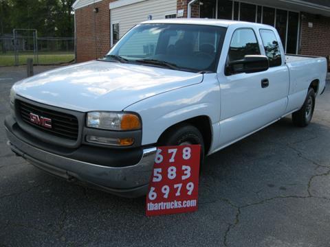 2000 GMC Sierra 1500 for sale in Locust Grove, GA