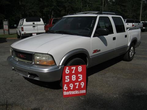 2002 GMC Sonoma for sale in Locust Grove, GA