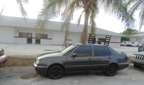 1999 Volkswagen Jetta for sale in Stuart, FL