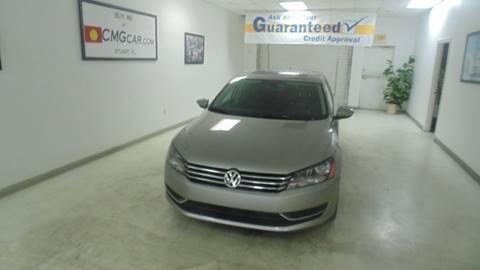 2012 Volkswagen Passat for sale in Stuart, FL