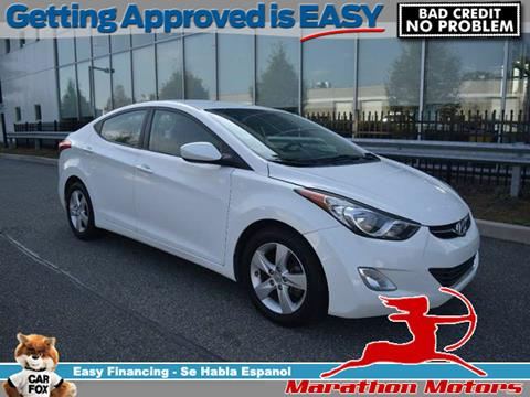 2013 Hyundai Elantra for sale in Saint James, NY