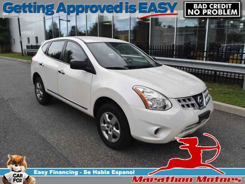 2013 Nissan Rogue For Sale At Marathon Motors In Saint James NY