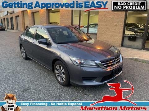 2013 Honda Accord for sale in Saint James, NY
