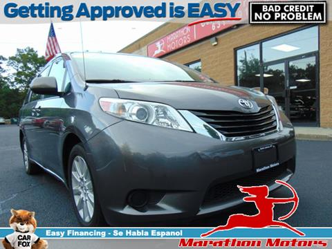 2014 Toyota Sienna for sale in Saint James, NY