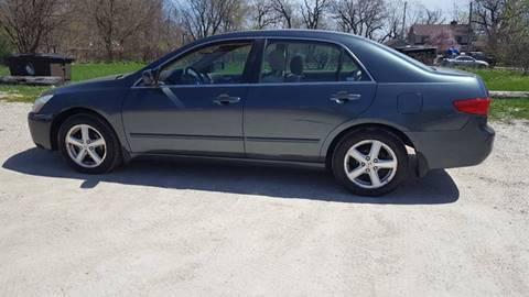 2005 Honda Accord for sale in Beach Park, IL
