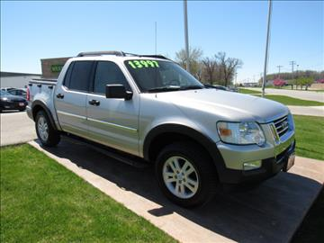 2008 Ford Explorer Sport Trac for sale in Green Bay, WI