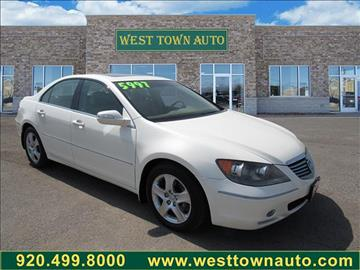 2005 Acura RL for sale in Green Bay, WI