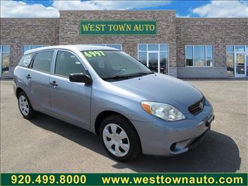 2005 Toyota Matrix for sale in Green Bay, WI