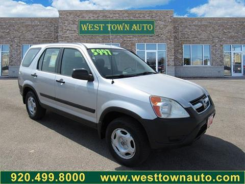 2004 Honda CR-V for sale in Green Bay WI