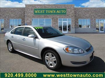 2012 Chevrolet Impala for sale in Green Bay, WI