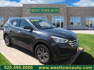 2013 Hyundai Santa Fe Sport for sale in Green Bay, WI