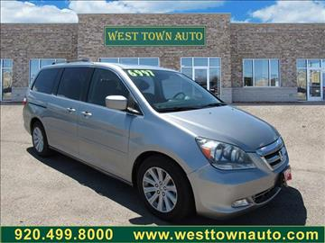 2006 Honda Odyssey for sale in Green Bay WI