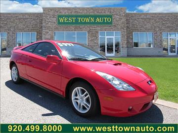 2001 Toyota Celica for sale in Green Bay, WI