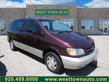 1999 Toyota Sienna for sale in Green Bay WI