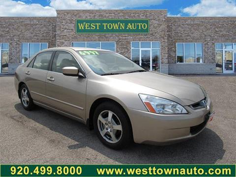 2005 Honda Accord for sale in Green Bay, WI