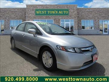 2006 Honda Civic for sale in Green Bay WI