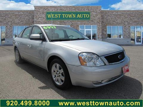 2005 Ford Five Hundred for sale in Green Bay WI