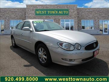 2005 Buick LaCrosse for sale in Green Bay WI