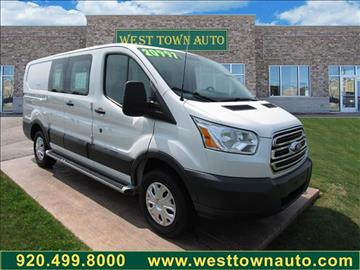 2015 Ford Transit Cargo for sale in Green Bay WI