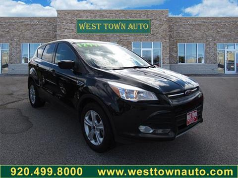 2015 Ford Escape for sale in Green Bay WI