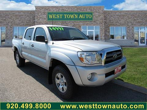 2007 Toyota Tacoma for sale in Green Bay WI