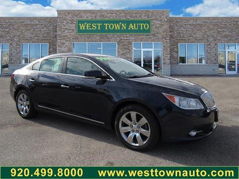 2010 Buick LaCrosse for sale in Green Bay, WI