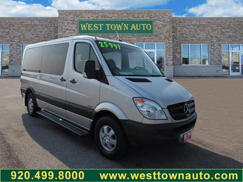2011 Mercedes-Benz Sprinter for sale in Green Bay, WI