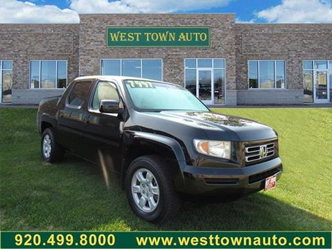2006 Honda Ridgeline for sale in Green Bay WI