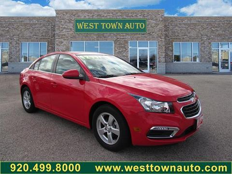 2016 Chevrolet Cruze Limited for sale in Green Bay, WI
