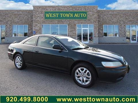2001 Honda Accord for sale in Green Bay WI