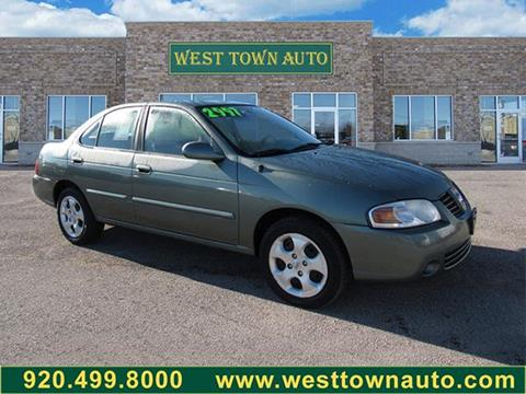 2005 Nissan Sentra for sale in Green Bay WI