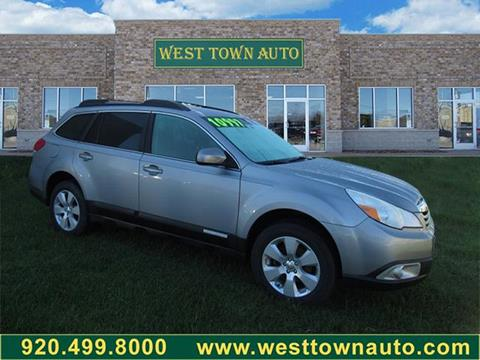 2011 Subaru Outback for sale in Green Bay, WI